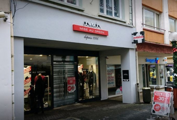 Location Local commercial Forbach