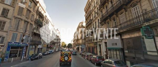 Vente Boutique Marseille 1er