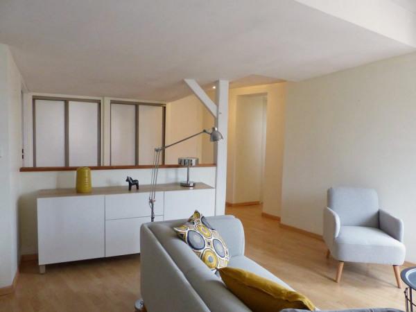 Appartement meublé 2 pièces 54m² Bordeaux centre - Bordeaux (33000)-5