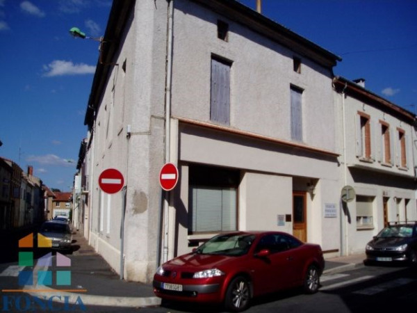 Location Local commercial Carmaux