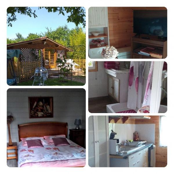 Ferienwohnungen Faverolles-sur-Cher - Hütte - 3 Personen - Grill - Foto Nr. 1