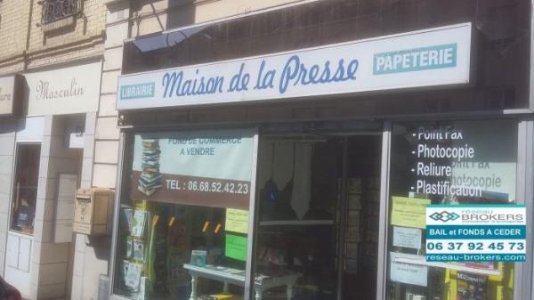 Fonds de commerce Tabac - Presse - Loto Saint-Brice-sous-Forêt