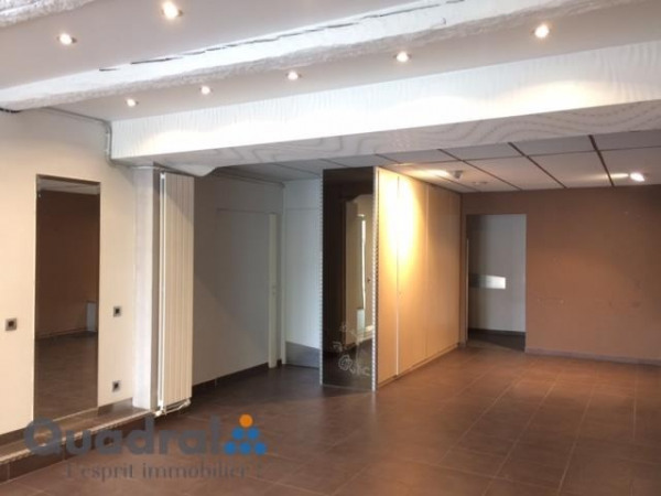 Location Local commercial Metz