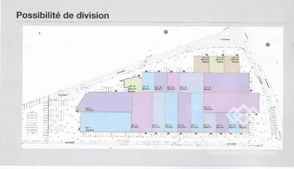 Vente Local d'activités / Entrepôt Saint-Vincent-de-Mercuze