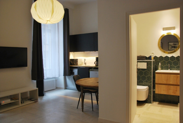 Appartement de 28m² dans le coeur de Nice - Nice (06000)-11