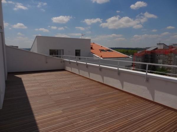 Grand T4 lumineux BBC avec terrasse sur toit, 4 parking sous-sol - Toulouse (31400)-1