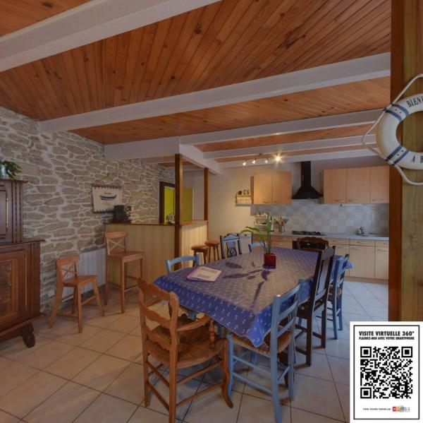 Location vacances Guilvinec -  Maison - 8 personnes - Barbecue - Photo N° 1