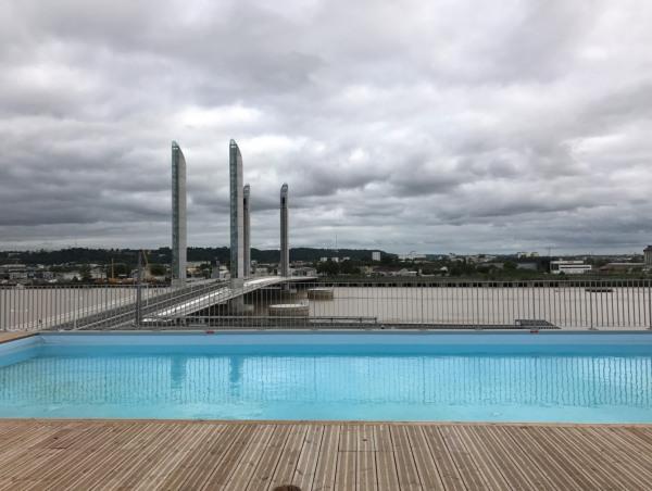 Appartement 4 pièces meublé piscine parking Bordeaux Chartrons - Bordeaux (33000)-1