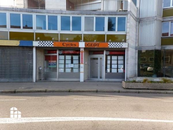 Vente Local commercial Annemasse