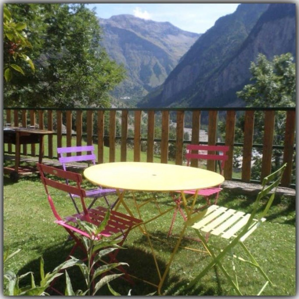 Holiday rentals Orcières - Apartment - 8 persons - BBQ - Photo N° 1