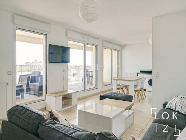 Appartement 4 pièces meublé piscine parking Bordeaux Chartrons - Bordeaux (33000)-3