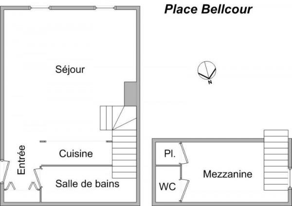 Appartement - Lyon 2ème (69002)-5