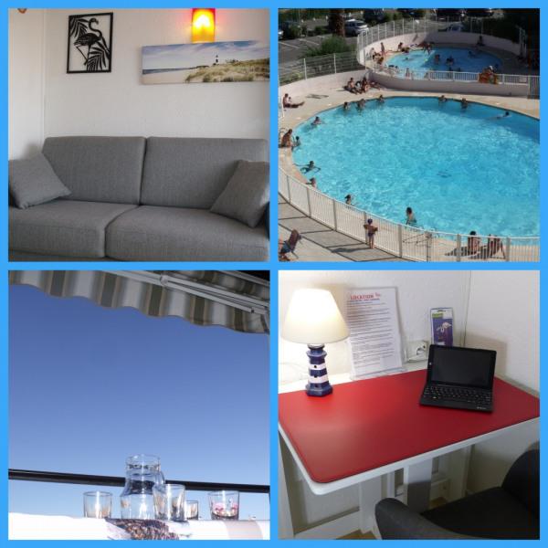 Location vacances Le Grau-du-Roi -  Appartement - 4 personnes - Radio - Photo N° 1