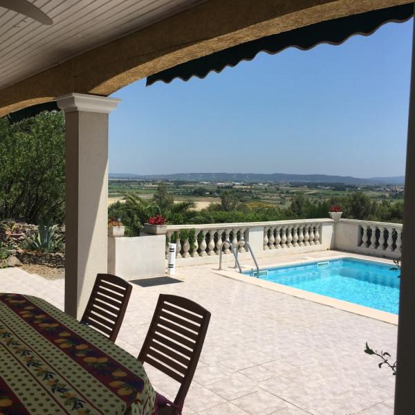 Location vacances Lézignan-Corbières -  Maison - 8 personnes - Chaise longue - Photo N° 1