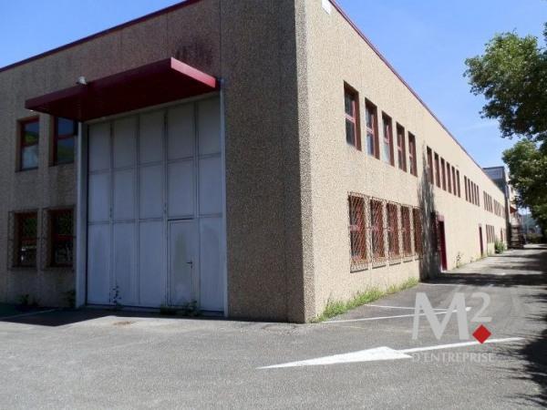 Location Local d'activités / Entrepôt Seyssuel