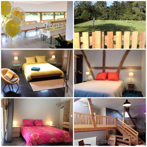 Holiday rentals Diefmatten - Cottage - 50 persons - BBQ - Photo N° 1