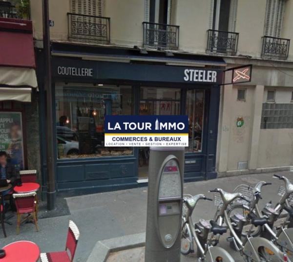 Vente Boutique Paris 9ème