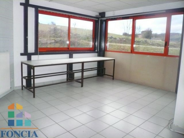 Location Local commercial Montrottier