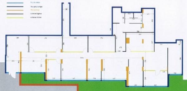 vente bureau paris 10 me 75010 bureau paris 10 me de 249 m ref s4915v. Black Bedroom Furniture Sets. Home Design Ideas
