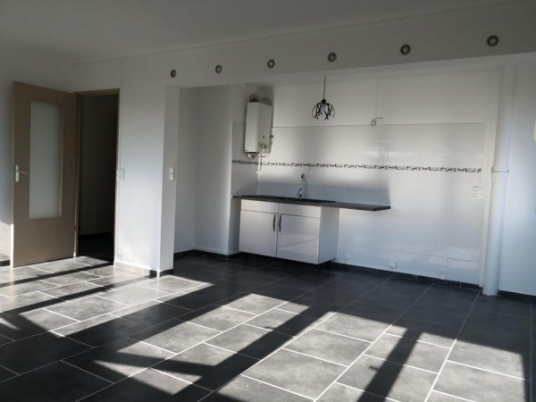 T3 à louer sur Lyon 9e. Lumineux 3 pièces - 58 m² - cadre arboré - Lyon 9ème (69009)-3