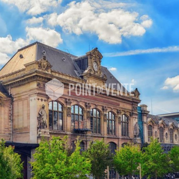 Location Boutique Paris 13ème