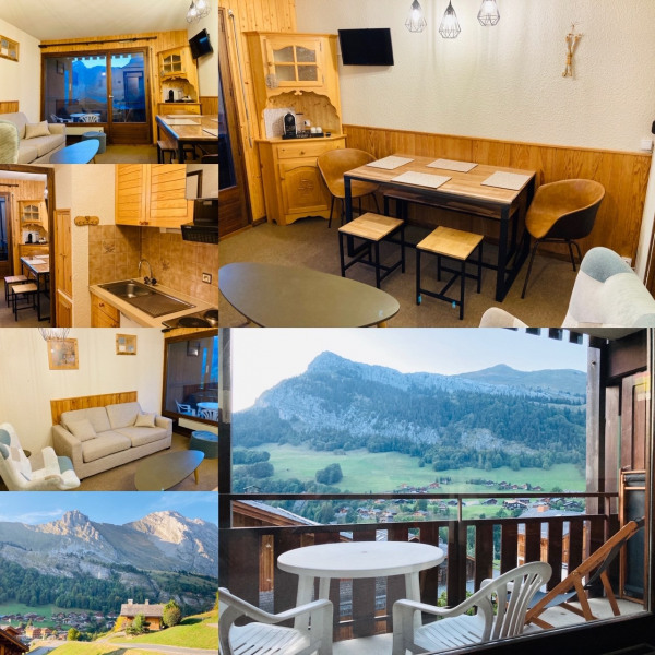 Holiday rentals Le Grand-Bornand - Apartment - 5 persons -  - Photo N° 1