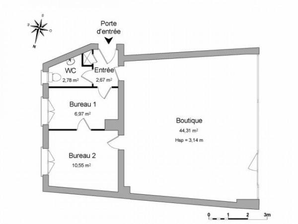 location local commercial lorient centre ville 56100 local commercial lorient centre ville. Black Bedroom Furniture Sets. Home Design Ideas