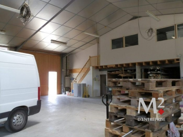 Location Local d'activités / Entrepôt La Boisse