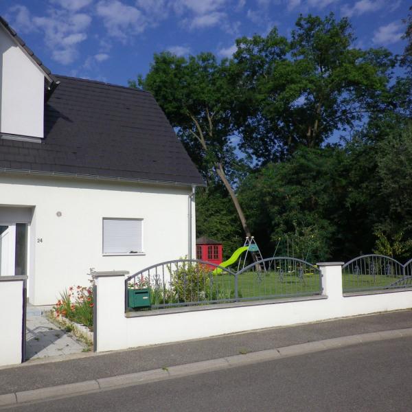 Location vacances Lingolsheim -  Maison - 6 personnes - Barbecue - Photo N° 1