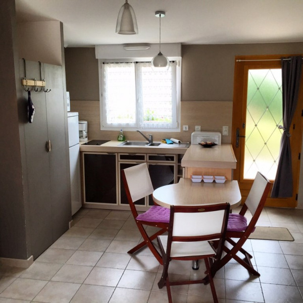 Location vacances La Rochelle -  Maison - 4 personnes - Barbecue - Photo N° 1