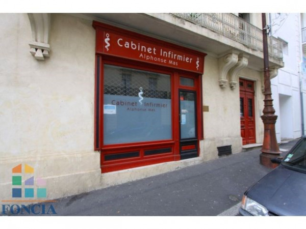 Vente Local commercial Béziers