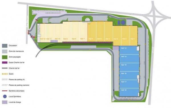 location entrep t mitry mory seine et marne 77 12392 m. Black Bedroom Furniture Sets. Home Design Ideas