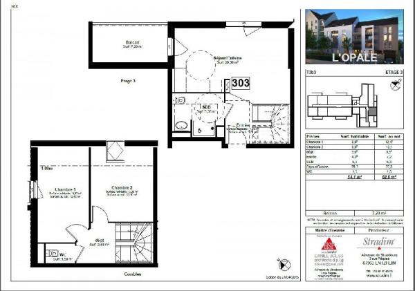 location appartement 54m melun seine et marne de particuliers et professionnels de l 39 immobilier. Black Bedroom Furniture Sets. Home Design Ideas