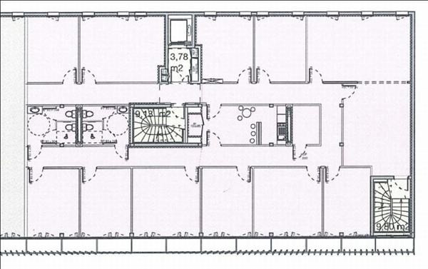 location bureau rennes ille et vilaine 35 797 m r f rence n 12270200l. Black Bedroom Furniture Sets. Home Design Ideas