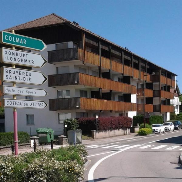 Location vacances Gérardmer -  Appartement - 4 personnes - Télévision - Photo N° 1