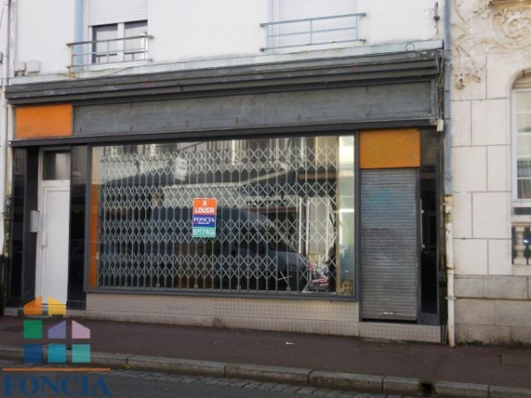 Location Local commercial Lorient 0