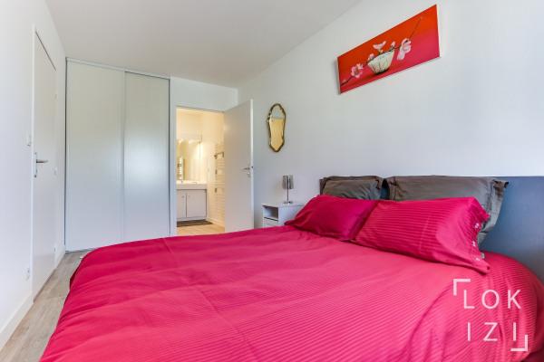 Appartement meublé 2 pièces Bordeaux Caudéran terrasse pkg - Bordeaux (33000)-1