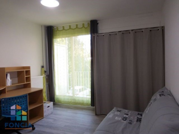 Saint AGNE Appartement meublé 1 pièce 19,11 m² - Toulouse (31400)-4