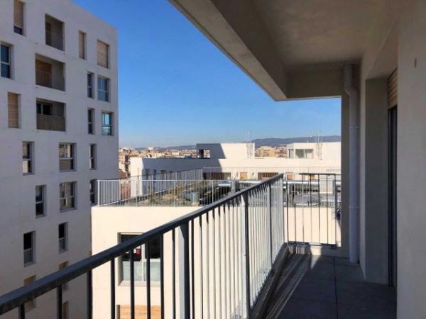 6ème arrondissement 2 pièces 34,46 m² - Marseille 6ème (13006)-3