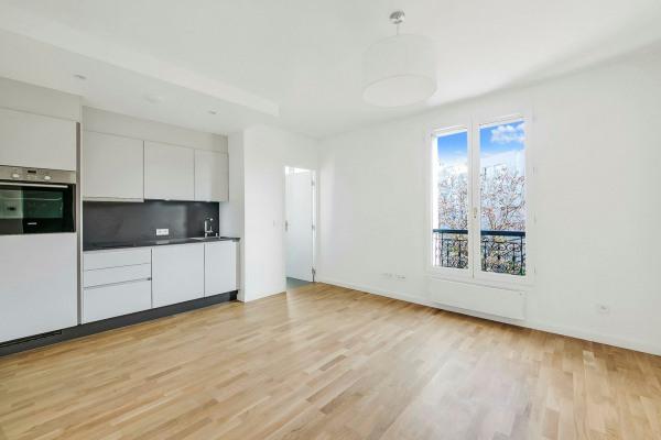 Appartement (1 pièce) à Paris 20ème (75020) - 950 € /mois - 21, - Paris 20ème (75020)-1