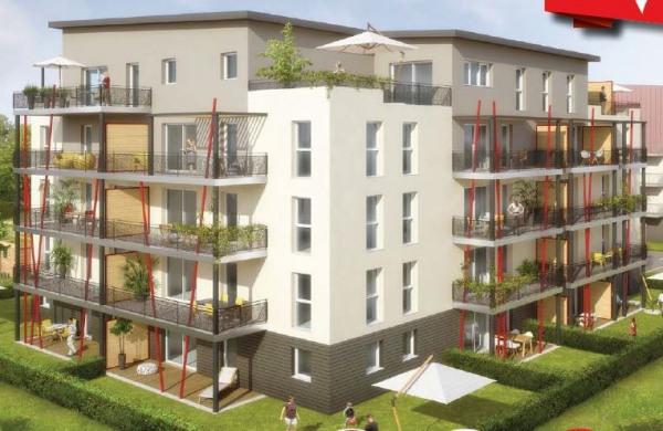 Location Appartement 54m A La Roche Sur Yon Vendee De