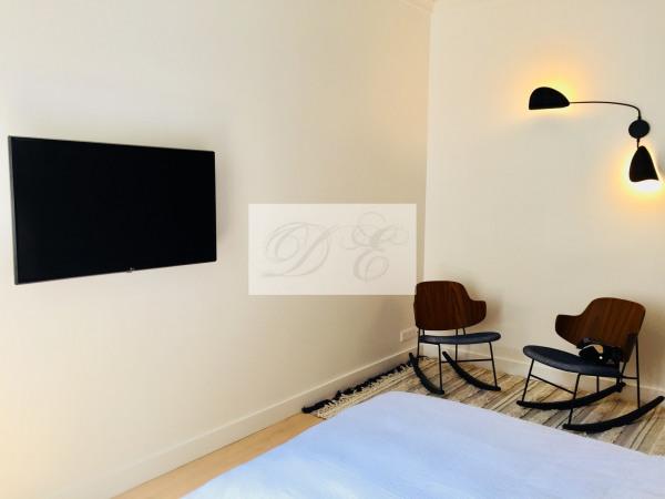 Location Appartement Paris rue de la Trémoille - 92m² - Paris 8ème (75008)-11