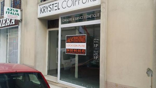 Local commercial à louer - Nice (06000)-1