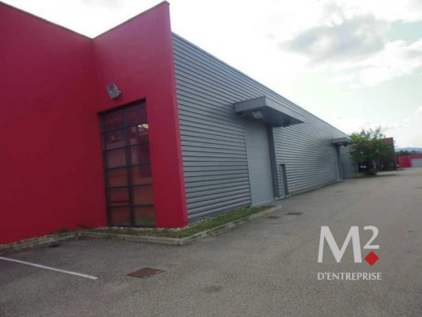 Location Local d'activités / Entrepôt Chasse-sur-Rhône 0