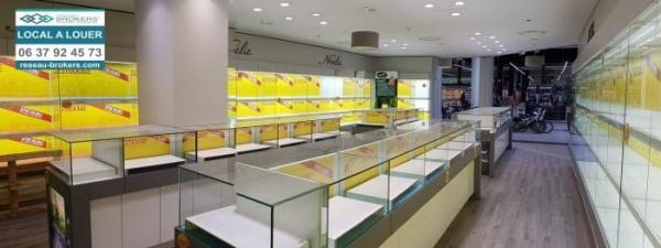 Location Boutique Pontault-Combault