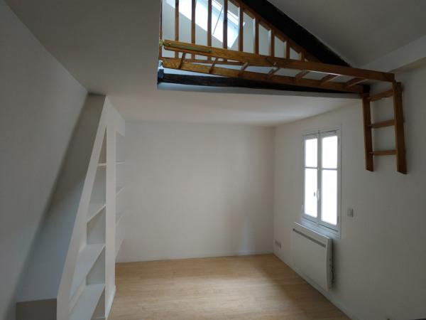 Studio avez mezzanine - Paris 3ème (75003)-1