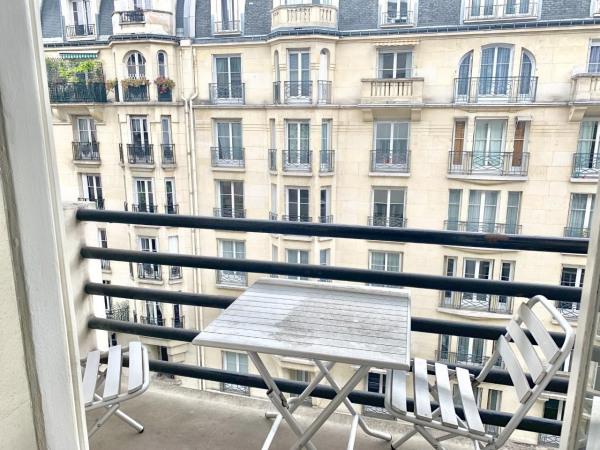 Location meublée, BALCONS - Paris 17ème (75017)-1