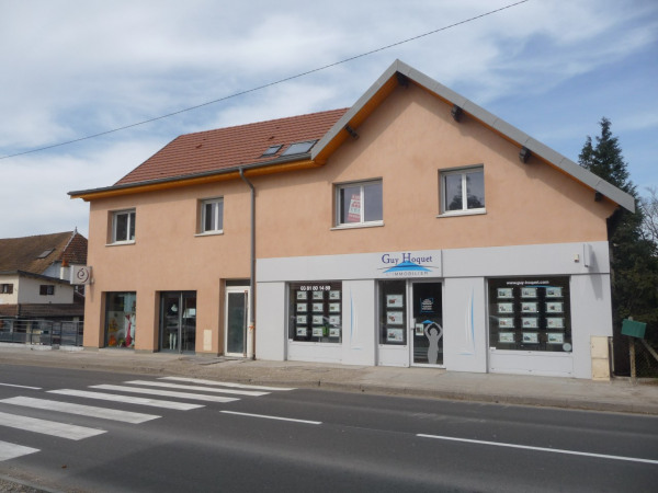 Local commercial St Vit 114 m² - St Vit (25410)-1