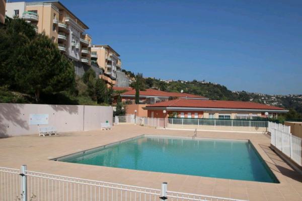Nice pessicart 4 pièces vide piscine et garage - Nice (06000)-7