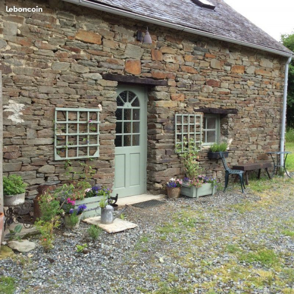 Holiday rentals Spézet - Cottage - 6 persons - BBQ - Photo N° 1